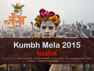 Nashik Kumbh Mela 2015
