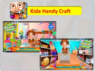 Kdis Handy Craft Free Android Kids Game