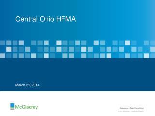 Central Ohio HFMA