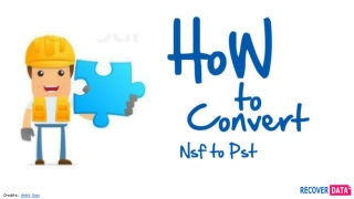 Pertinent nsf to pst converter software for swift recovery o
