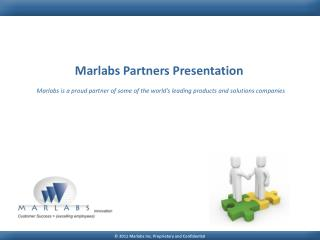 Marlabs Partners Presentation