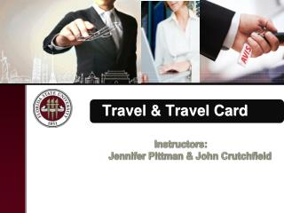Travel & Travel Card