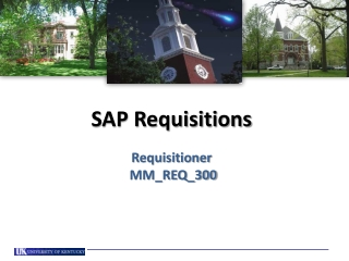 SAP Requisitions Requisitioner   MM_REQ_300