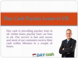 Get Payday Loan in uk