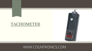 Optimal Data Logger, Tachometer, Ph Meter
