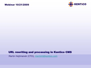 url rewriting and processing in kentico cms