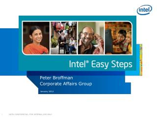 Peter Broffman Corporate Affairs Group