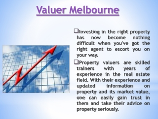 Valuations Melbourne