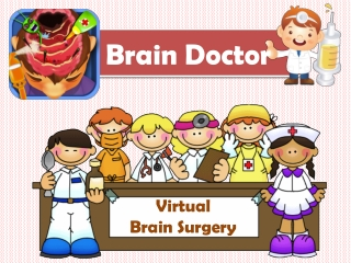How to do Virtual Brain Surgery - Train your Toddler