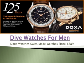 Buy Dive Watches