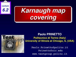 karnaugh map covering