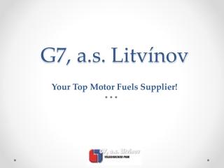 G7, a.s .  Litvínov