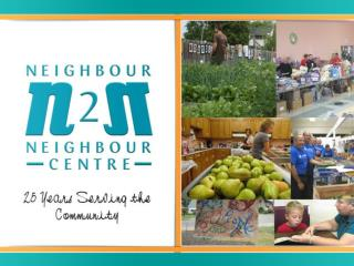 To alleviate and prevent poverty by supporting our  neighbours at risk on Hamilton Mountain