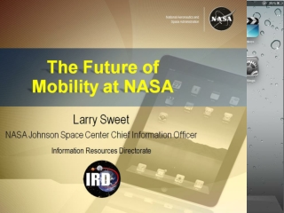 NASA Mobility