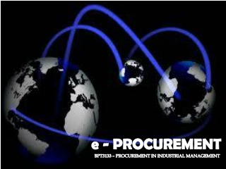 e - PROCUREMENT