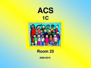 ACS 1C