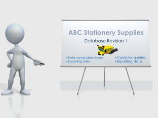 ABC Stationery Supplies