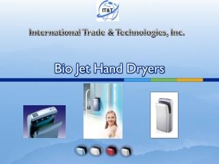 Bio Jet Hand Dryers