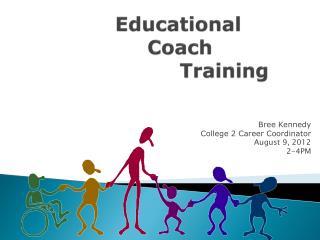 Educational Coach Training