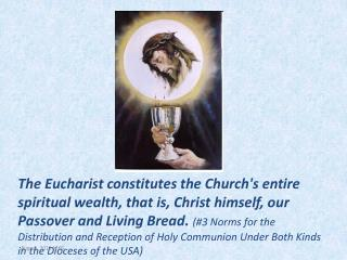 Extraordinary Minister of the Eucharist Training at St. Theresa Church