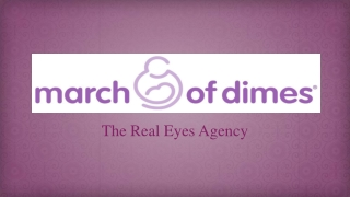 The Real Eyes Agency