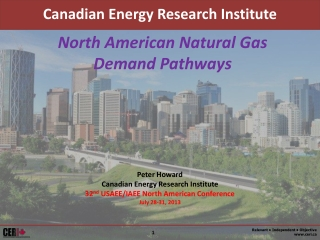 North American Natural Gas Demand Pathways