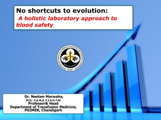 No  shortcuts  to  evolution : A  holistic laboratory approach  to  blood safety