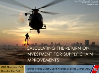 Calculating the Return on Investment for Supply Chain Improvements