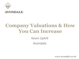 Kevin Uphill  Avondale