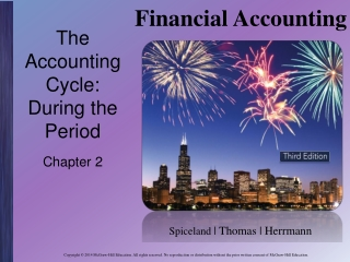 The Accounting Cycle:  During  the Period