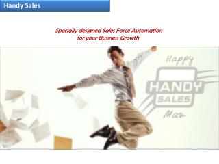 Handy Sales