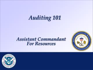 Auditing 101