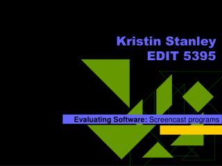 Kristin Stanley EDIT 5395