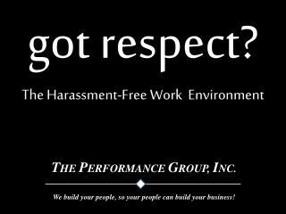 got respect?