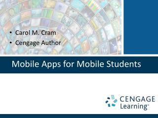 Mobile Apps for Mobile Students