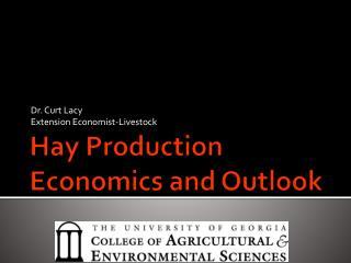 hay marketing and economics