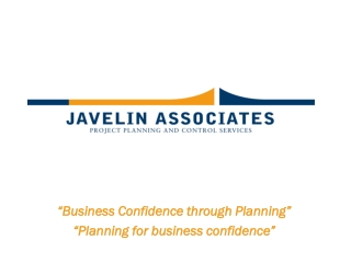 """""""Business Confidence through Planning"""" """"Planning for business confidence"""""""