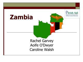Rachel Garvey Aoife O'Dwyer Caroline Walsh