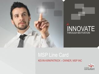MSP  Line Card