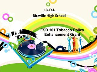 J.D.D.I. Ritzville High School