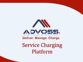Service Charging  Platform