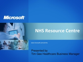 NHS Resource Centre