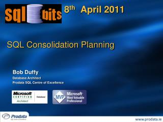 SQL Consolidation Planning