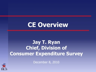 CE Overview