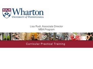 Curricular Practical Training