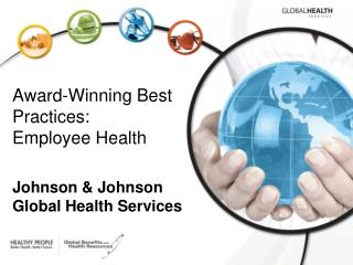 Johnson & Johnson Global Health Services