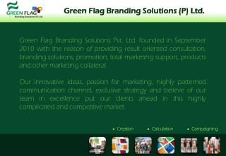 Green Flag Branding Solutions (P) Ltd.