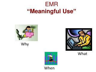 EMR � Meaningful Use �