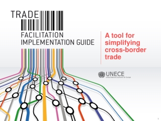 A tool for simplifying cross-border trade
