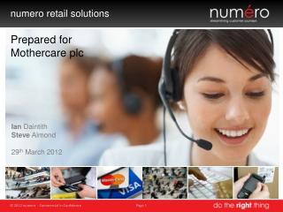 n umero retail solutions